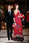 Diego Alexander y Bernardita Barreiro
