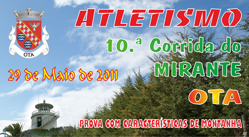 Banner - CORRIDA MIRANTE 2011