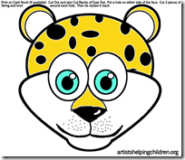 leopards-masks-printables
