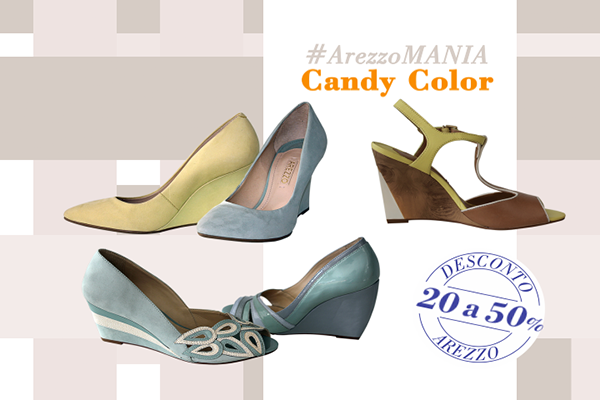 arezzo hot summer 2012 candy color