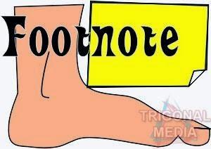 Pengertian Footnote Ibid, Op. Cit, dan Loc. Cit