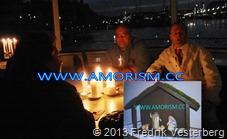 DSC09754 (1) Amoristerna möte vid Djurgårdsbron. Med Mikaels julkrubba och amorism
