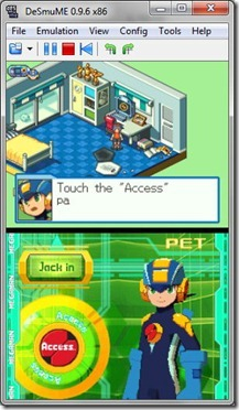 Download NDS Megaman Battle Network 5 Double Team DS English for PC (Emulator + Rom)