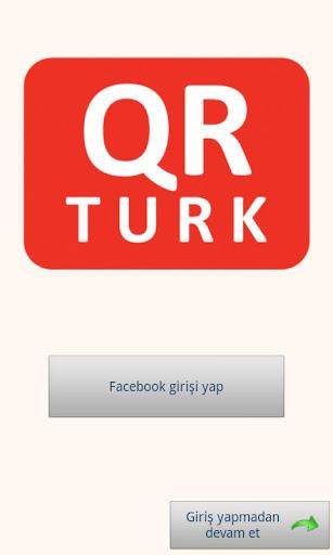 QRTurk Reader