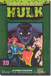 P00019 - Coleccionable Hulk #19 (de 50)