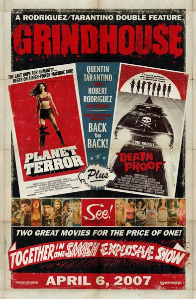 Poster Grindhouse planet terror