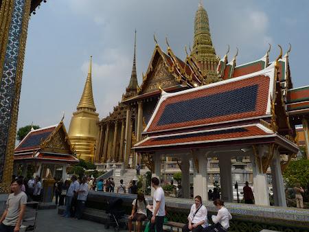 Imagini Bangkok: temple budiste