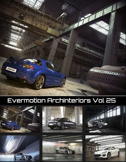 3dmaxstuff.com_Evermotion Archinterior Vol.25 (Max & Vray)