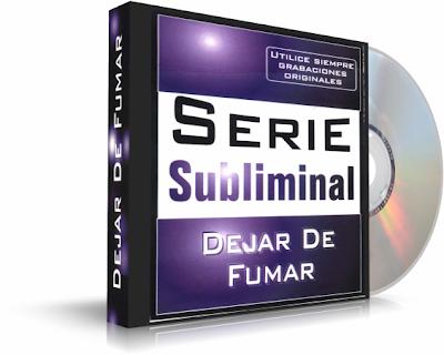 DEJAR DE FUMAR, Serie Subliminal [ Audiolibro ] – Dejar de fumar con ayuda de la autosugestión y mensajes subliminales