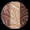 Минерални сенки за очи, Шоколадов мус