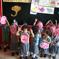 Pre Primary on 15th Nov GDA Harni