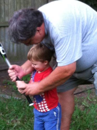 Ashwin+Baseball+papa