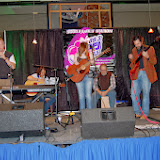 WBFJ Presents 2013 Acoustic Christmas - Aubrey Shamel - Emma Danzey- Hanes Mall - Food Court - WS- 1