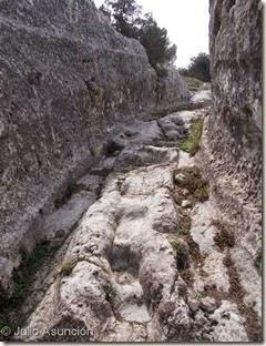El Castellar de Meca - El Camino Hondo
