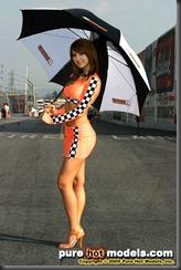 Leah Dizon in  Pure hot Models (1)
