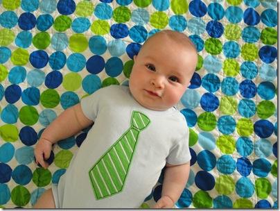 2.  Knox in tie