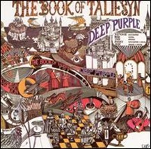 1969 - Deep Purple - The Book of Taliesyn