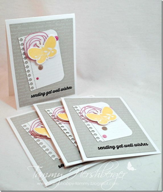 Card Set 4 for Mom by Tammy Hershberger