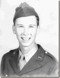 Albert S Pendleton Jr WWII