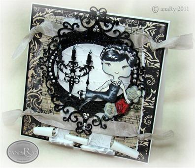 Gilli Seating Bride_OldHollywoodB&W~