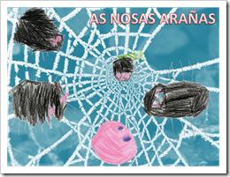 AS NOSAS ARAÑAS