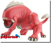 ben 10 Ultimate Wildmutt besta fera supremo imagem boneco