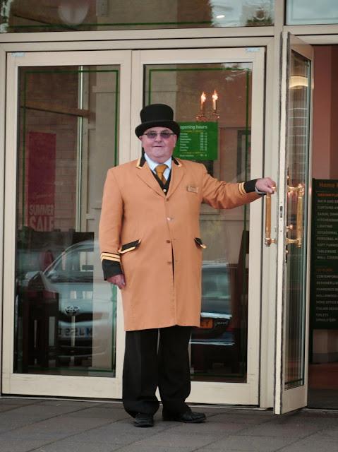 Doorman, delicia de pelados!