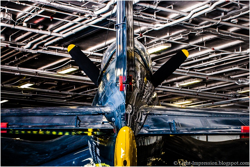 Light Impressions-Vaught F4U Corsair