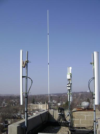 Pictures - Amateur radio repeater