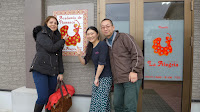 2015/03/01 Juana Amaya クルシージョ 「佐賀フラメンコの2週間」
