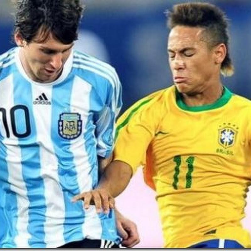 Top 5: Adversários da Seleção Brasileira