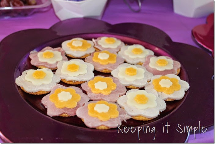 Little Girl Birthday Party Idea Tea Party with Stations (20)