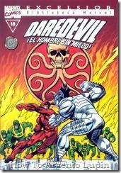 P00018 - Biblioteca Marvel - Daredevil #18