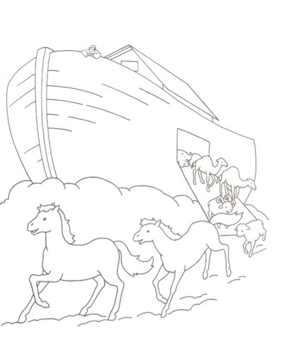 noe-animais-arca-desenhos