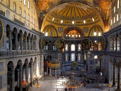 Aya Sofya Turkey 003