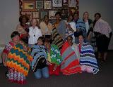 Houston Women's Retreat Group May 2009