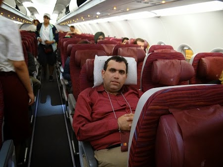 04. Qatar Airways Doha - Muscat.JPG