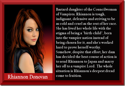 Rhiannon Donovan Bio2