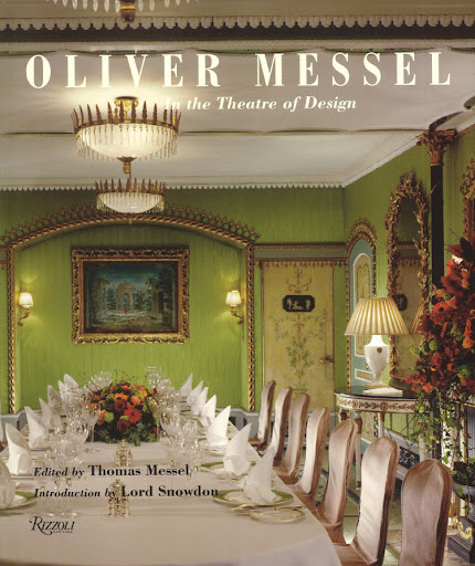 Oliver Messel was one of the most prominent stage designers of the 20th Century.