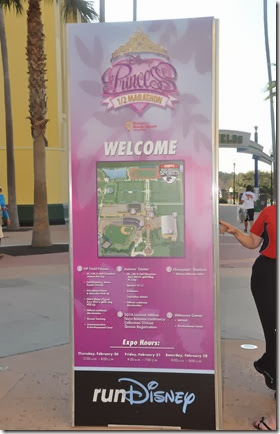 runDisney Princess Weekend Expo
