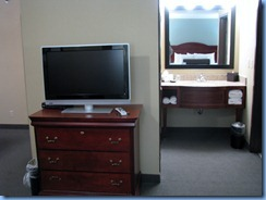 7407 Arkansas, Little Rock - BEST WESTERN PREMIER Governors Suites - our suite