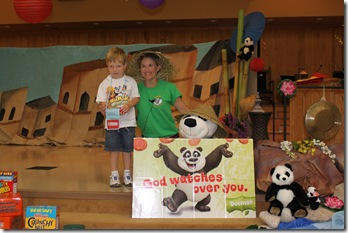 pandamania vbs song list