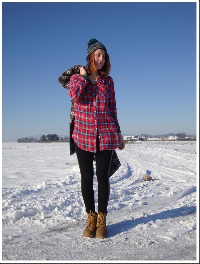 life style fun winter uniform