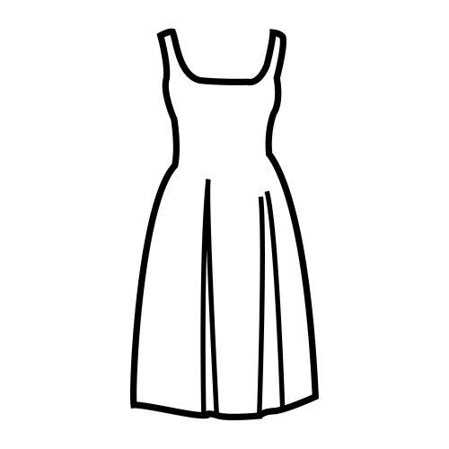 Fotos de como dibujar vestidos - Imagui