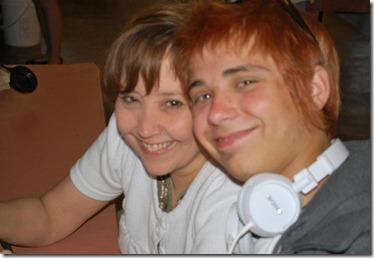 Aaron & Mum