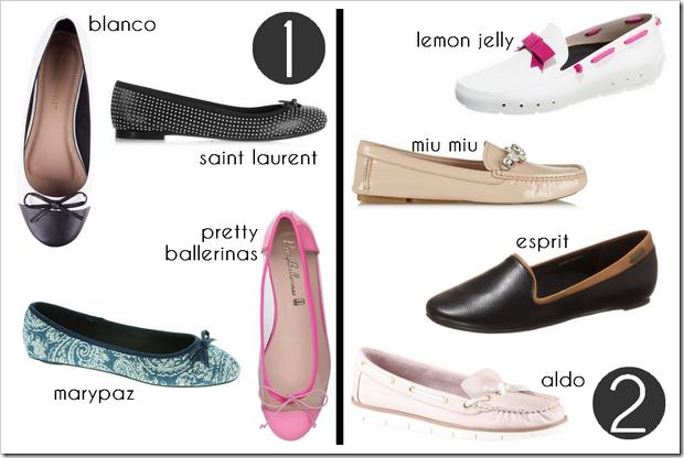 Zapatos basicos necesarios mujer 01