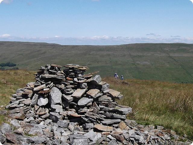 hilltop cairn