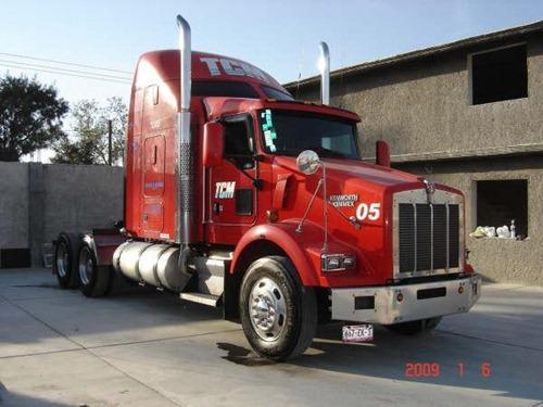 camiones Kenworth T800