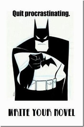 You Should be Writing Batman