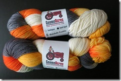 Gnome Acres - Franklin - Worsted - Fingering
